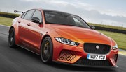La Jaguar XE SV Project 8 s'offre un record sur le Nürburgring Nordschleife