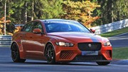 Jaguar XE SV Project 8 : nouveau record sur le Ring