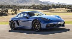 Essai Porsche 718 Cayman GTS 2017