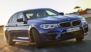 Essai BMW M5 2018 : Unter Kontrolle