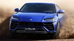 Le Lamborghini Urus se veut le plus sportif des SUV