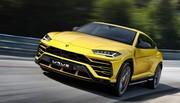 Lamborghini lève le voile sur l'Urus