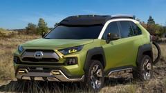 Toyota FT-AC : connecté et à caméras embarquées