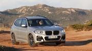 Essai BMW X3 :Un X3 qui prend du muscle