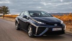 Essai Toyota Mirai hydrogène : elle ne rejette que de l'eau !