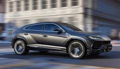 Lamborghini Urus : le SUV super sport !
