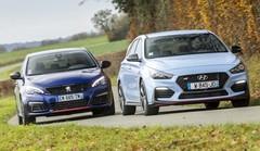 Hyundai i30 N vs Peugeot 308 GTi : des chiffres et des lettres