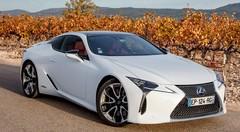 Essai Lexus LC500h ou le compromis entre hybride et sport!