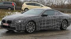 La future BMW Série 8 change de camouflage