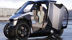 Peugeot EU-Live : une toute petite hybride rechargeable