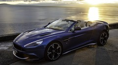 Essai Aston Martin Vanquish S Volante : La GT façon Spitfire