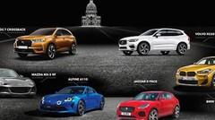 Festival automobile : élisez la plus belle voiture de l'année !