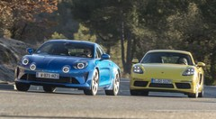 Essai Alpine A110 vs Porsche 718 Cayman : le choc des sportives