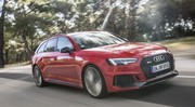 Essai Audi RS4 Avant : toujours la reine, sans V8 ?