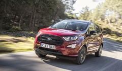 Essai Ford EcoSport (2018) : un SUV urbain comme on n'en fait plus