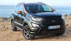 Essai Ford EcoSport 2018 : restylage intégral