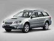 Deux nouveautés pour Subaru : les Legacy et Outback