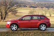 Essai Dodge Caliber 2.0 CRD SXT bvm6 - 140cv