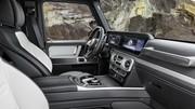 Mercedes Classe G 2018 : nos impressions à bord du nouveau Classe G