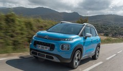 Essai Citroën C3 Aircross BlueHDi 120 (2018) : des gènes de routière