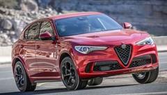 Alfa Romeo Stelvio Quadrifoglio : quadri-folie