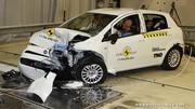 Fiat Punto : 0 étoiles, la honte de l'industrie