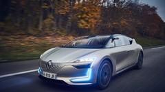 Voiture autonome : sans les mains au volant du Renault Symbioz