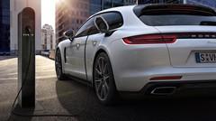 Porsche : plus d'une Panamera sur deux vendue en Europe est une hybride