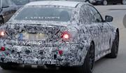 BMW : la future M3 déjà sur les routes !