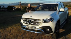 Essai Mercedes Classe X : quand le pick-up devient premium