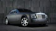 Rolls-Royce Phantom Coupé : plus dynamique