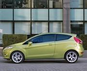 Ford Fiesta : La carte esthétique