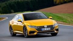 Volkswagen Arteon R : en approche