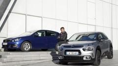 Citroën C4 Cactus vs Peugeot 308 : premier match statique en vidéo