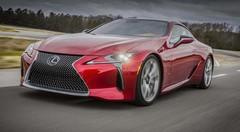 Lexus LC-F : plus fort que la LFA en 2019 !