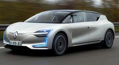 Renault Symbioz : on a testé le prototype autonome sur l'autoroute