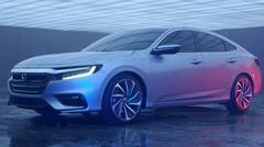 La berline hybride Honda Insight de retour en 2018