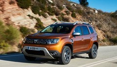 Essai Dacia Duster : Duster men