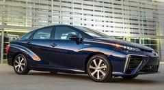 Les taxis Hype visent les 600 véhicules à hydrogène d'ici à 2020