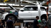 BMW X7 : les premiers exemplaires en production