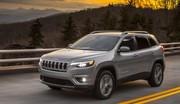 Le Jeep Cherokee se métamorphose pour 2018