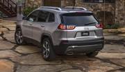 Jeep Cherokee : un restylage pour le salon de Detroit