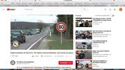 Limitation à 80 km/h : les limites du système