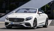Mercedes Classe S coupé et cabriolet : tous les tarifs