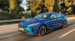 Prix Kia Stinger (2018) : un nouveau moteur à essence pour la Stinger