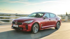 La Kia Stinger hérite d'un nouveau moteur essence