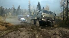 Spintires Mudrunner : les camions de l'extrême enfin sur console !