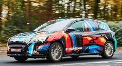 La nouvelle Ford Focus présentée au printemps prochain