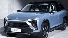 Nio ES8 : un SUV électrique à batterie interchangeable