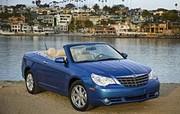 Essai Chrysler Sebring Cabriolet CRD : calme au soleil